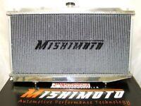 MISHIMOTO ALUMINUM RADIATOR W/ CAP 88-91 CIVIC CRX