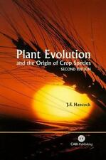 Plant Evolution and the Origin of Crop Species, Agronomy, Crop Science, Botany,