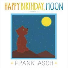 HAPPY BIRTHDAY, MOON - ASCH, FRANK - NEW PAPERBACK BOOK