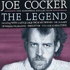Joe Cocker - The Legend / Essential Collection (CD) . FREE UK P+P ..............