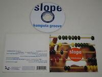 Slope/komputa Groove (Sonar Collective sk055cd) CD Album
