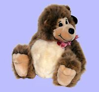 """CORY GRIZZLY BEAR PLUSH POLAR PUFF 12"""" x 10"""" 24K SPECIAL EFFECTS COLLECTION"""