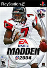 Madden NFL 2004 (PS2) PlayStation 2 -- Comes in case