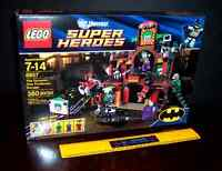 LEGO 6857 BATMAN THE DYNAMIC DUO FUNHOUSE ESCAPE - IN STOCK - BRAND NEW SEALED