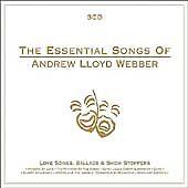 The Essential Songs of Andrew Lloyd Webber, Andrew Lloyd Webber, Very Good Box s