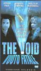 The Void Vuoto Fatale (2002) VHS Eagle ex rental