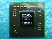 1P nVidia Geforce GF-Go7200-N-A3 Graphics Chipset