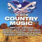The Best of Country Music, Various Artists, Very Good CD