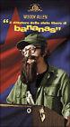 Il dittatore dello Stato libero di Bananas (1971) VHS Warner Video 1a Ed. ALLEN