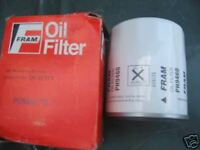 NEW QUALITY FRAM OIL FILTER - FITS: FORD FOCUS & C-MAX / S-MAX & MONDEO & GALAXY