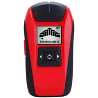Professional LCD Wall Wire Detector AC Cable Metal Stud Wood Finder Scanner Tool