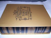 Easton Press THE HOLY BIBLE Cassell's Illustrated Family Ed. 600 limited copies