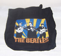 ~~ BEATLES ~~ 2007 CONCEPT ONE CLOTH TOTE BAG  WITH THE 1960'S FAB FOUR  ~~