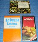 TG= RECETAS COCINA SARTEN POR EL MANGO + LA BUENA COCINA + COCINAR MICROONDAS