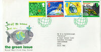 15 SEPTEMBER 1992 GREEN ISSUE ROYAL MAIL FIRST DAY COVER TORRIDON SHS