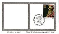 11 APRIL 1995 NATIONAL TRUST COVER SCOTLAND LION SHS