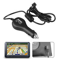 Car Vehicle Charger Adapter Cable for Garmin Nuvi GPS 200 255 260 270W 1200 1A