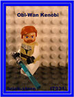 Figurine Lego Star Wars (7931) Obi-Wan Kenobi,