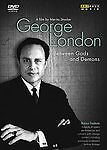 George London  - Between Gods and Demons DVD NEW/FACTORY SEALED * dispatch  24hr