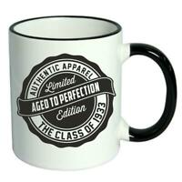 85th Birthday Gift Present Class Of 1933 Aged To Perfection Novelty Coffee Mug