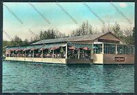 Biella Lago di Viverone foto cartolina B3104 SZG
