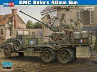 HBB82459 - Hobbyboss 1:35 - GMC Bofors 40mm Gun
