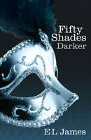 NEW Fifty Shades Darker(Book 2) by E L James - Paperback - Free Shipping