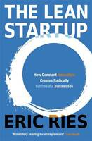 NEW The Lean Startup By Eric Ries Paperback Free Shipping
