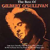 Gilbert O'Sullivan - The Best of (LIVE IN JAPAN) (CD) ... FREE UK P+P ..........