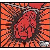 Metallica - St. Anger [PA] (2003) - CD -