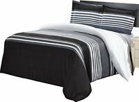 Utopia Bedding Printed Duvet Cover Set Hotel Quality Brushed Microfiber 3 Pcs