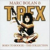 T. Rex - The Music Of - Born To Boogie - The Collection  (CD)  FREE UK P+P ....