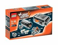 LEGO Technic Power Functions Motor Set 8293 Brand New In Sealed Box