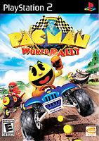 Pac-Man World Rally (Sony PlayStation 2, 2006)  COMPLETE FAST SHIPPING   PS2