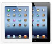 Apple iPad 3 Retina Display WiFi + 4G GSM Cellular Unlocked 16GB 32GB 64GB