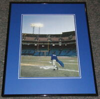 Johnny Unitas 1970 Playoffs Colts Bengals Postgame Framed 11x14 Poster Photo
