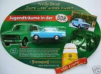 Sternquell Brauerei - DDR-Edition N° 4/2007 +++ Moskwitsch 412 Limousine