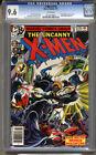 X-Men #119 CGC 9.6 NM+ WHITE Pages Universal CGC #0153713020