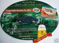 Sternquell Brauerei - DDR-Edition 3/2007 +++ Wolga GAZ M21