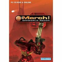 PC - MARCH Offworld Recon - 1st Person Shooter PC New