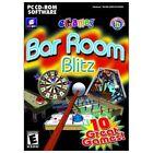 BAR ROOM BLITZ - Darts Pinball Shuffleboard etc PC NEW