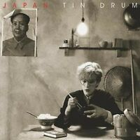 "JAPAN ""TIN DRUM "" CD NEW"