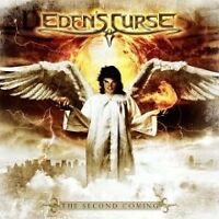 "EDEN´S CURSE ""THE SECOND COMING"" CD MELODIC METAL NEW"