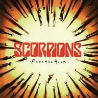 "SCORPIONS ""FACE THE HEAT"" CD NEW"