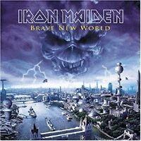 "IRON MAIDEN "" BRAVE NEW WORLD"" CD NEW!!!"