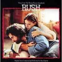RUSH SOUNDTRACK CD NEW