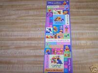 Disneys Winnie the Pooh Cute assort. scrapbook stickers Tigger Eeyore Piglet Roo