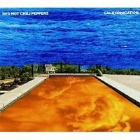 "RED HOT CHILI PEPPERS ""CALIFORNICATION"" CD NEW"