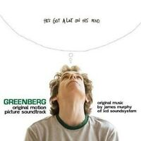 GREENBERG CD ORIGINAL SOUNDTRACK MIT THE SONICS UVM NEW