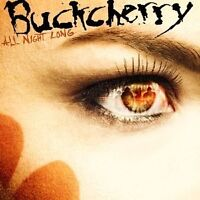 "BUCKCHERRY ""ALL NIGHT LONG"" CD ROCK NEW"